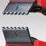 Пинцет для удаления изолирующего лака KNIPEX KN-1511120