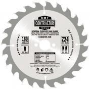 Диск пильный 190x2.2/1.4x30 Z24 ATB (без инд. упаковки) CMT K19024M-X10