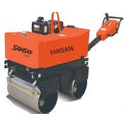 SAMSAN Ручной двухвальцовый виброкаток RVR 205