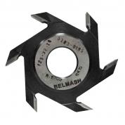 БЕЛМАШ Фреза пазовая 125х32х20 мм