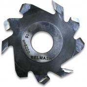 БЕЛМАШ Фреза пазовая с подрезающими зубьями 125х32х4 мм