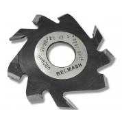 БЕЛМАШ Фреза пазовая с подрезающими зубьями 125х32х5 мм