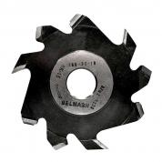 БЕЛМАШ Фреза пазовая с подрезающими зубьями 160х32х10 мм