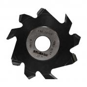 БЕЛМАШ Фреза пазовая с подрезающими зубьями 160х32х12 мм