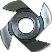 БЕЛМАШ Фреза радиусная для фрезерования галтелей 125х32х8,3 мм