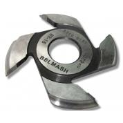 БЕЛМАШ Фреза радиусная для фрезерования полуштапов 125х32х8 мм (левая)