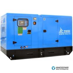 ТСС (TSS) АД-12С-Т400-1РКМ5 Дизельный генератор в шумозащитном кожухе с баком на 80 л