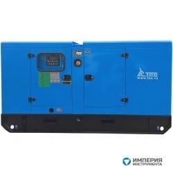ТСС (TSS) АД-60С-Т400-1РКМ11 Дизельный генератор в шумозащитном кожухе