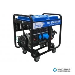 ТСС (TSS) SDG 6000EH3 Дизель генератор