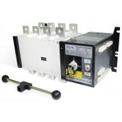 ТСС (TSS) Реверсивный рубильник YES1-400GA/4P In400A