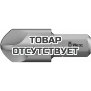 "Биты WERA 5/16""х1 1/4"" 871/1 TORQ-SET® Mplus 32 мм 066635"