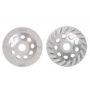 Алмазная чашка Messer Turbo для шлифовки бетона и гранита BG/M, 100D-5T-7,2W-22.2