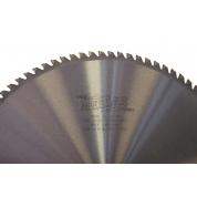 ТСТ диск Messer 350мм по стали, макс обороты 1400, 350D-2.4T-80S-25.4H