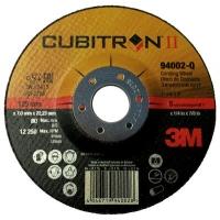 Зачистной круг 3M™ Cubitron™ II T27, 125 мм х 7,0 мм х 22,23 мм, 94002/65509 A 36 Q BF