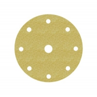 Шлифовальный круг 3M™ Hookit™ 255P, 9 Отверстий, 150 мм, P180