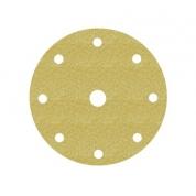 Шлифовальный круг 3M™ Hookit™ 255P, 9 отверстий, 150 мм, P280