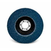 Лепестковый шлифовальный круг 3M™ 566A, конический, 125 мм х 22 мм, 40