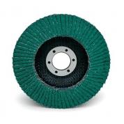 Лепестковый шлифовальный круг 3M™ 577F, конический, 125 мм х 22 мм, 80