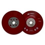 Оправка для фибровых кругов 3M™ 125 мм х 22 мм, Плоская