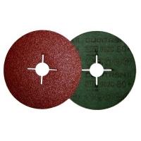 Фибровый шлифовальный круг 3M™ Cubitron™ II 982С, 125 мм х 22 мм, 80+
