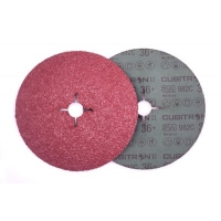 Фибровый шлифовальный круг 3M™ Cubitron™ II 982С, 180 мм х 22 мм, 36+