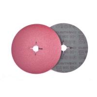 Фибровый шлифовальный круг 3M™ Cubitron™ II 982С, 180 мм х 22 мм, 80+