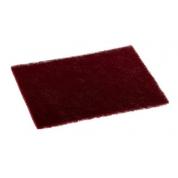 Шлифовальный лист 3M™ Scotch-Brite™ A VFN бордовый 158 мм х 224мм