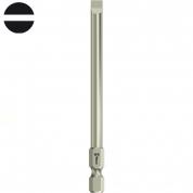 Бита WERA 3800/4 для винтов со шлицем 1/89 мм, нержавеющая сталь 071080