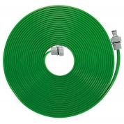 Шланг-дождеватель Gardena зеленый 15 м