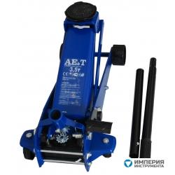 Домкрат подкатной AE&T T31203 3,5т