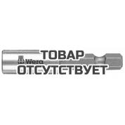 """Универсальный держатель WERA 899/4/1 SB 1/4""""x75 мм 073357"""