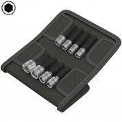 Набор вставок торцевых ключей WERA 869/4 M A SB 073495 упаковка блистер