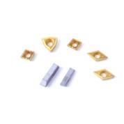 Stalex Набор сменных твердосплавных пластин для резцов 10х10 мм