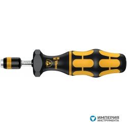 Регулируемая динамометрическая отвертка с патроном WERA Rapidaptor, Kraftform ESD, 7400, 7441 ESD, 074731