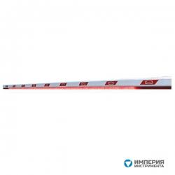 Стрела алюминиевая с подсветкой для шлагбаума BARRIER-6000 Doorhan BOOM-6-LED