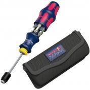Ручка-держатель WERA Kraftform Kompakt 20 Red Bull Racing, нержавеющая сталь 227702