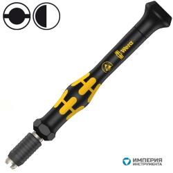 Ручной держатель насадок WERA 1013 Kraftform Micro ESD 23x97 мм 300004