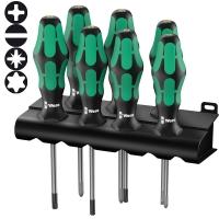 Набор отверток WERA Kraftform Plus Lasertip 335/350/367/7 320540