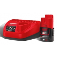 Энергокомплект Milwaukee M12 NRG-201 4933451900