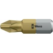 Биты WERA PH 1/25 мм 851/1 TiN 480171