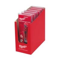 Набор Milwaukee UTILITY KNIFE CD (6шт) 4932352626