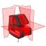 CONDTROL XLiner Combo Самовыравнивающийся лазерный нивелир, уровень