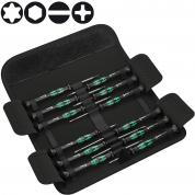 Набор отверток WERA Kraftform Micro-Set/12 SB 1, для электроники 073675
