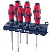 Набор отверток WERA Kraftform Plus Red Bull Racing Lasertip 227700