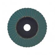 Лепестковый диск Milwaukee Zirconium 125 мм/ зерно 120 (1шт)