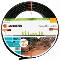 Шланг Gardena сочащийся для подземной прокладки 50 м ( комплект для удлинения)