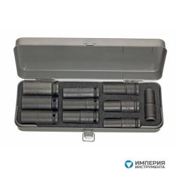 Набор с торцовыми головками 10 предметов Heyco Impact 1/2 HE-06300901136