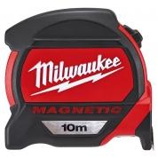 Рулетка Milwaukee Magnetic Tape Premium 10 м