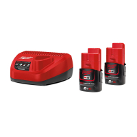 Энергокомплект Milwaukee M12 NRG-202 4933459209