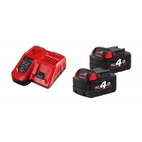 Энергокомплект Milwaukee M18 NRG-402 4933459215